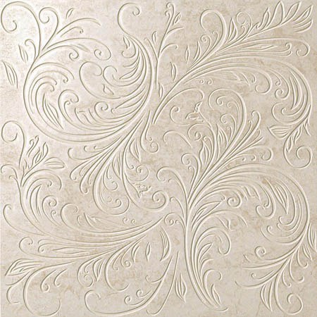 Керамогранит Unica Decor Bianco 60 Leaf