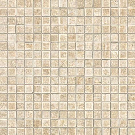 Мозаика Travertino Alabastrino Mosaico Lappato